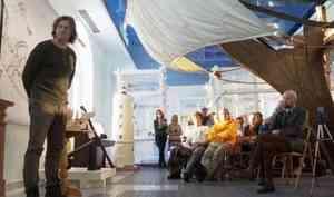 ВАрхангельске сегодня презентовали проект «Поморской шхуны»