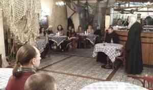 «Стервозная Джульетта» и осень любви: протоиерей Евгений Соколов пообщался с северянами о главной добродетели