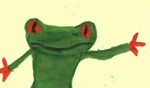 Козуля, пещера, болото: из детских рисунков архангелогородцы сделают настольную игру про Поморье