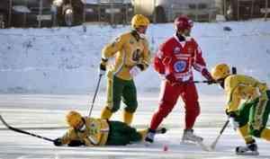 «Водник» уступил «Уральскому Трубнику» в последнем матче регулярного чемпионата по хоккею с мячом