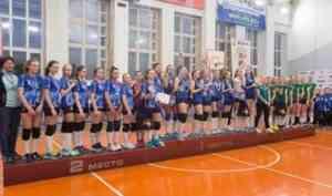 Подведены итоги сражений молодых волейболисток СЗФО России