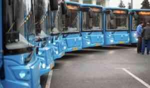 С 1 мая в Архангельске будет ходить ночной автобус №90