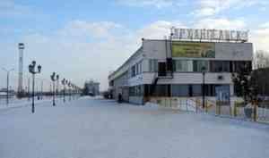 Ожидающих поезда на жд-вокзале в Архангельске 8 марта ждет сюрприз