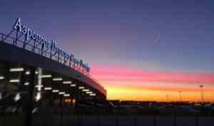 Рейс из Архангельска из-за непогоды приземлился на запасном аэродроме «Пулково»
