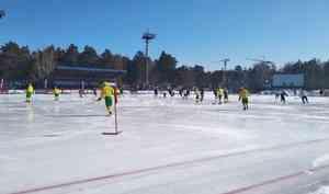 «Водник» вылетел из плей-офф Чемпионата России по хоккею с мячом