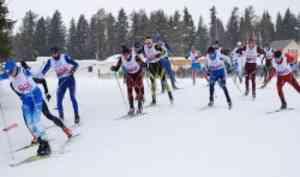 Студентки САФУ— призеры Беломорских игр полыжным гонкам