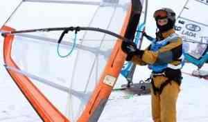 Архангельские яхтсмены стали победителями чемпионата России среди зимних классов