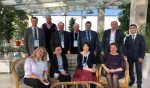 Сергей Сорокин представил САФУ насовещании Совета проректоров повоспитательной работе федеральных университетов