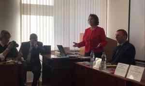 Ирина Чиркова: Учителя школ Архангельской области не должны получать нищенскую зарплату