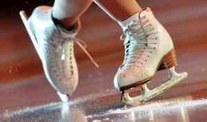 Уроженка Поморья завоевала золото на первенстве России по фигурному катанию