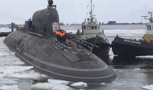 «Облик флота». Как Северодвинск подготовился к приезду Шойгу