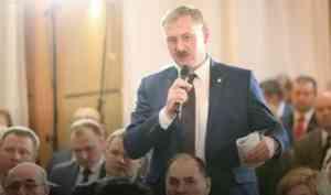 Глава Архангельска: «Стратегия развития предусматривает 95-процентную переработку мусора к 2030 году»