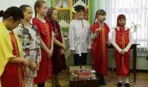 «Кукольное хороводье» состоялось в столице Поморья