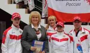 Специальная Олимпиада: Егор Морозов стал лучшим в толкании ядра
