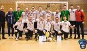 Архангельск примет финал всероссийских соревнований по мини-футболу