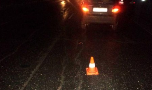 Архангелогородка на «Матизе» задавила насмерть лежащего на дороге человека