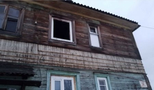 Из-за гибели ребёнка на пожаре в Архангельске возбудили уголовное дело