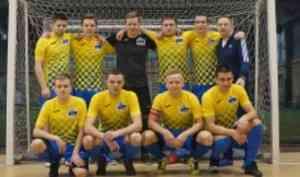 Сборная САФУ обеспечила себе место вфинале общероссийского проекта «Мини-футбол— ввузы»