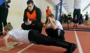 Лидер Зимнего фестиваля ГТО – сборная Северодвинска
