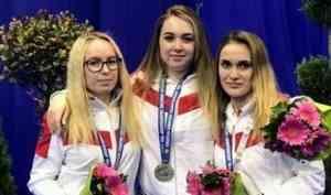 Стрелок из Архангельской области взяла «золото» чемпионата Европы