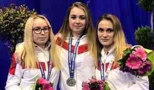 Архангелогородка— Дарья Вдовина взяла золото Чемпионата Европы пострельбе изпневматического оружия