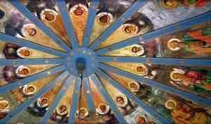О расписных небесах Кенозерья рассказали на Первом канале