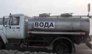 Северный округ Архангельска на одну ночь оставят без воды