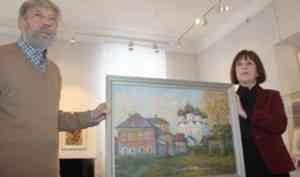 Каргопольский музей получил замечательные подарки на свое столетие