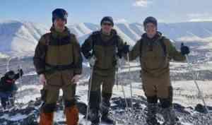 С 15 по 22 марта в Мурманской области прошел учебно-тренировочный сбор «Организация и проведение поисково-спасательных работ в особых условиях»