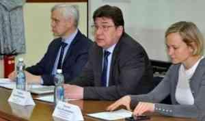 В Новодвинске состоялся ежеквартальный день предпринимателя