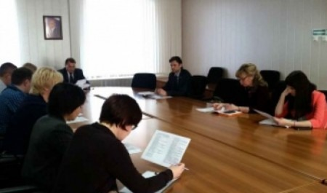 Заседание координационного совета по противодействию распространению наркотиков