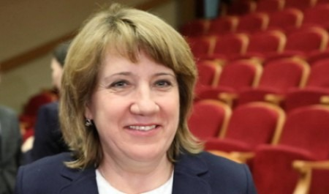 Валентина Рудкина: «Для достижения поставленных в Послании целей необходимо действовать сообща»