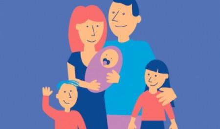 Определены претенденты от Коряжмы на участие в региональном конкурсе «Лучшая семья Архангельской области»