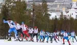 Северодвинский лыжник взял «золото» на марафонской дистанции в Мончегорске