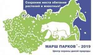 """Кенозерье устраивает """"марш парков"""""""