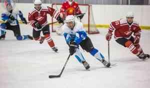 Мужской разговор на льду: в Архангельске пройдет областной чемпионат по хоккею с шайбой