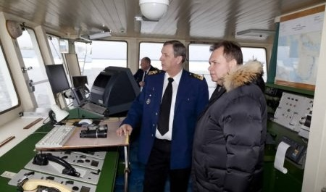 Сенатор Павленко предложил создать единую государственную лоцманскую службу