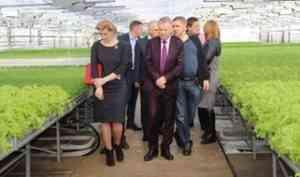 Александр Фролов: Мы планируем увеличить объем господдержки сельхозпроизводителей