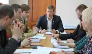 В Вельске и Няндоме будет создан штаб студенческих отрядов