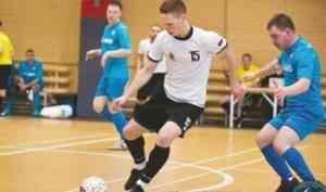 Лучшие любительские команды Первой лиги по мини-футболу встретятся в Архангельске