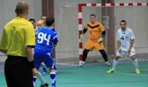 В финале всероссийского чемпионата по мини-футболу в Архангельске встретятся восемь клубов