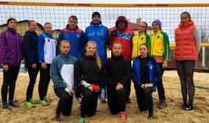 Волейболистки Поморья в составе сборной команды страны готовятся к первенству Европы