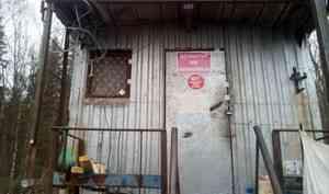 «Баннеры сняты, тарелка снята»: на станции Шиес полиция и ЧОП опечатали вагончик активистов