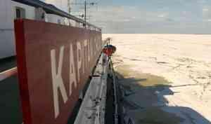 Ледоход идет пографику иуже преодолел Красноборский район
