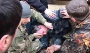 Активист Виктор Кошман, найденный в опечатанном вагончике на станции Шиес, попал в реанимацию