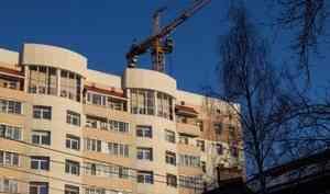 Где же ты, покупатель? Аналитики нашли в Архангельске многоэтажки с десятками пустующих квартир