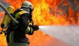 Пожар в Шенкурском районе оставил без жилья более 20 человек, погиб мужчина