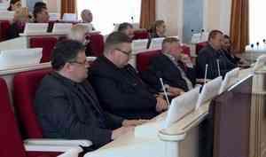 На депутатских слушаниях в областном Собрании рассматривали вопрос о появлении уникальных для Поморья памятных дат