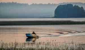 В отдельных районах Архангельской области с 25 апреля запретят ловить рыбу