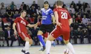 «Северная Двина» сохраняет шансы на выход в полуфинал